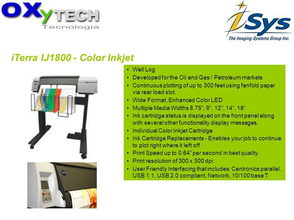 iTerra IJ1800 - Color Inkjet