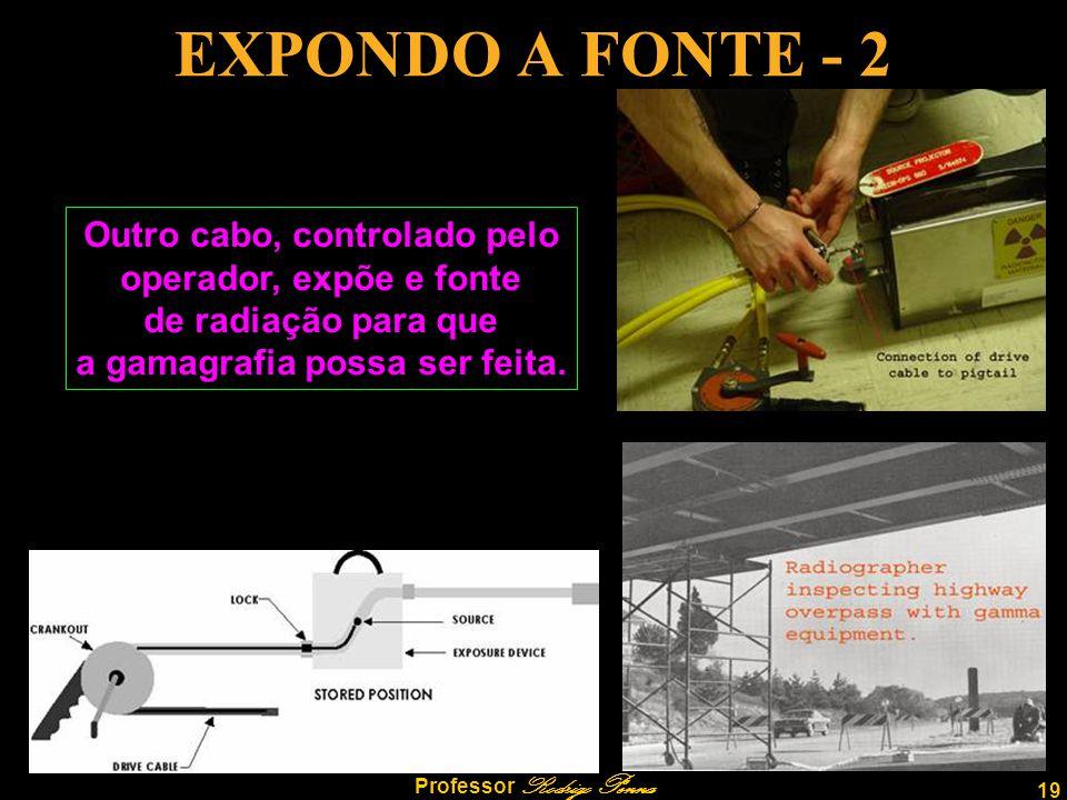 EXPONDO A FONTE - 2 Outro cabo, controlado pelo