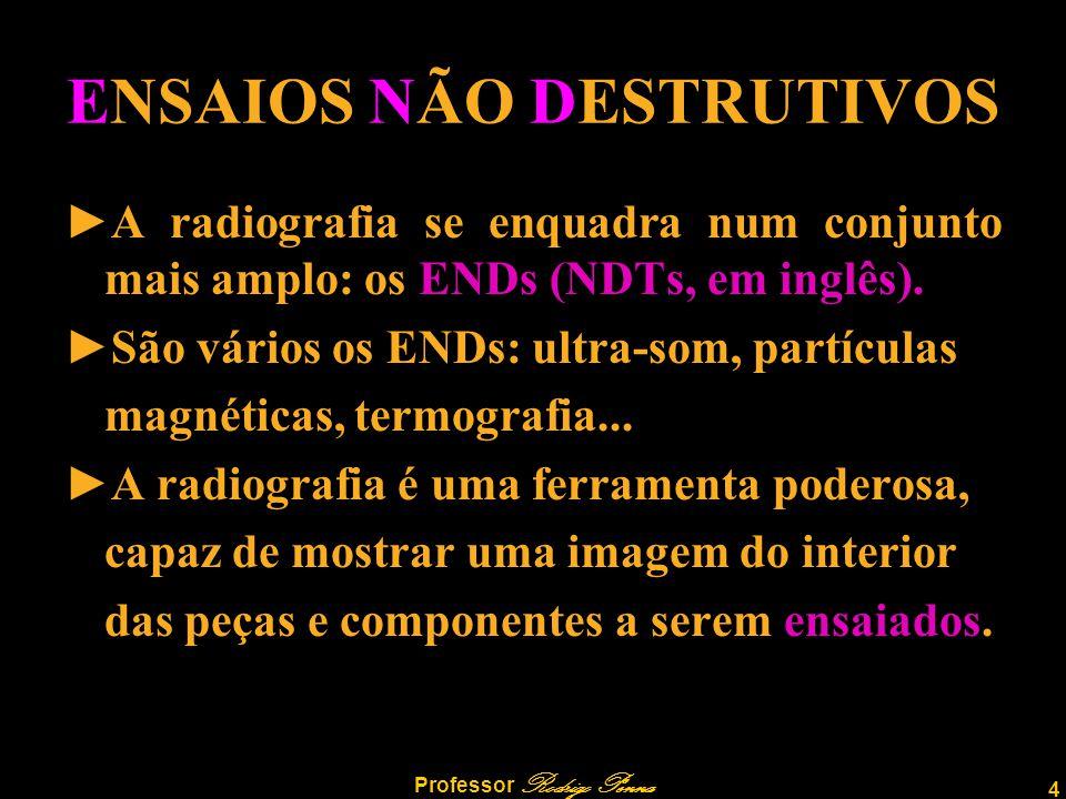 ENSAIOS NÃO DESTRUTIVOS