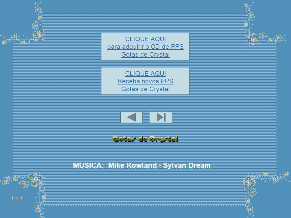 MUSICA: Mike Rowland - Sylvan Dream