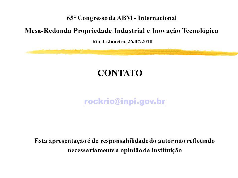 CONTATO rockrio@inpi.gov.br