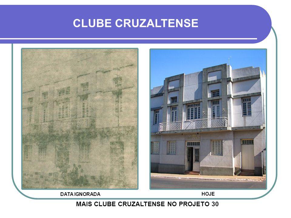 MAIS CLUBE CRUZALTENSE NO PROJETO 30