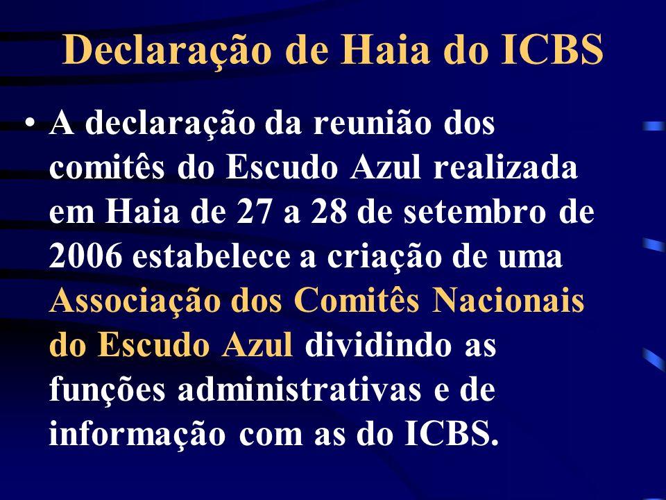 Declaração de Haia do ICBS