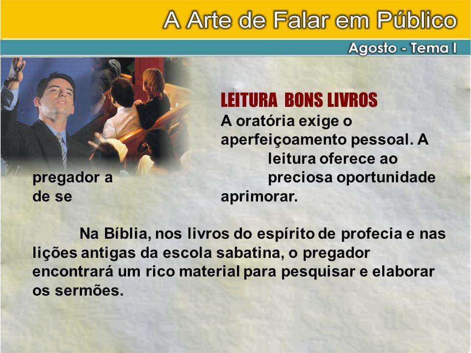 LEITURA BONS LIVROS