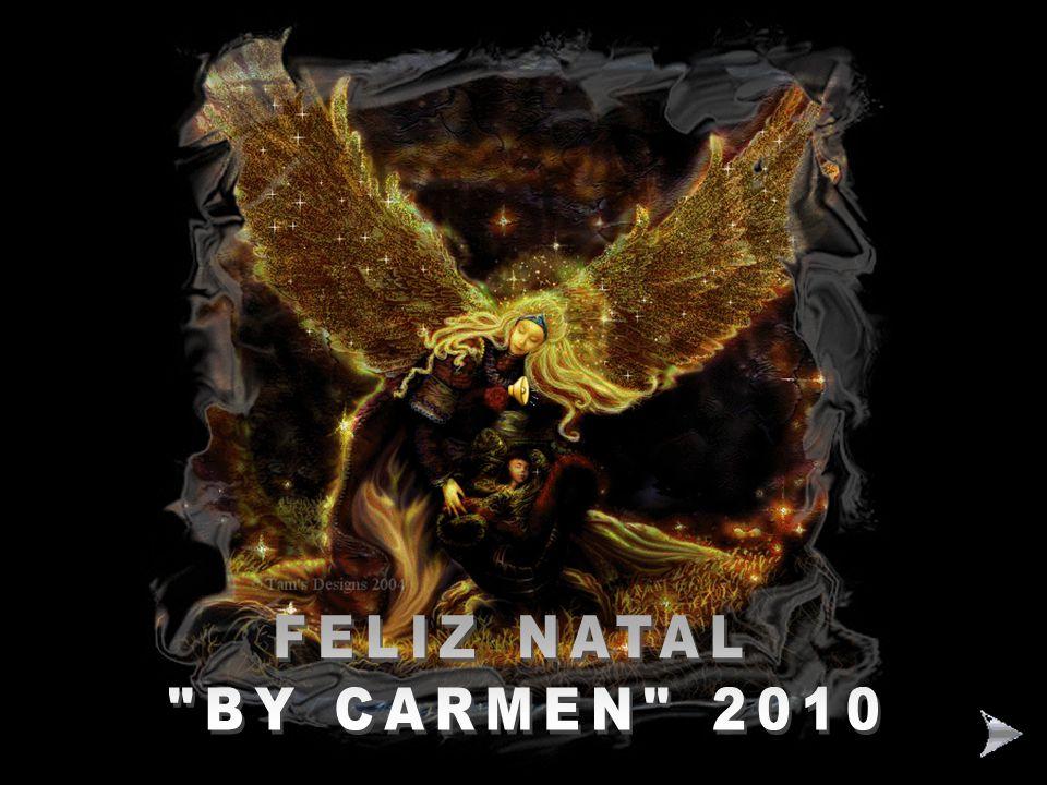CAPA FELIZ NATAL BY CARMEN 2010