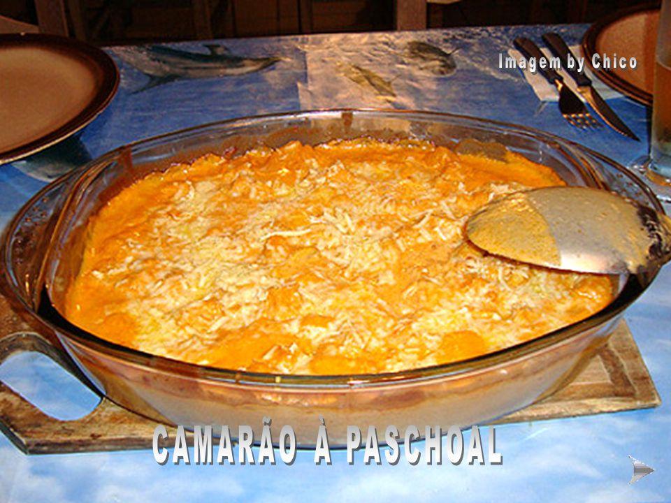 CAMARÃO À PASCHOAL Imagem by Chico CAMARÃO À PASCHOAL