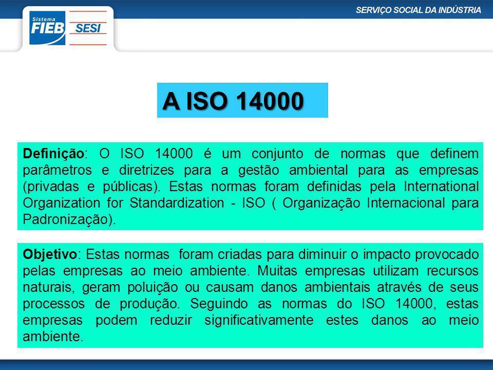 A ISO 14000