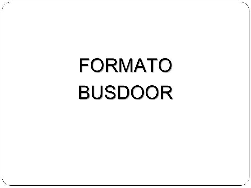FORMATO BUSDOOR