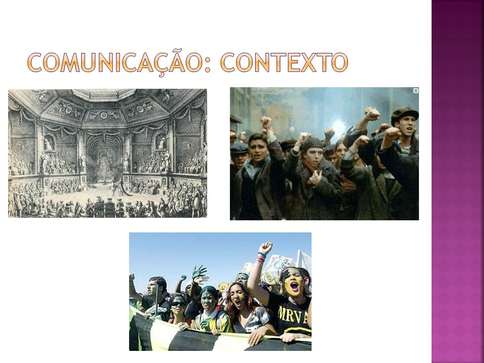 Comunicação: Contexto