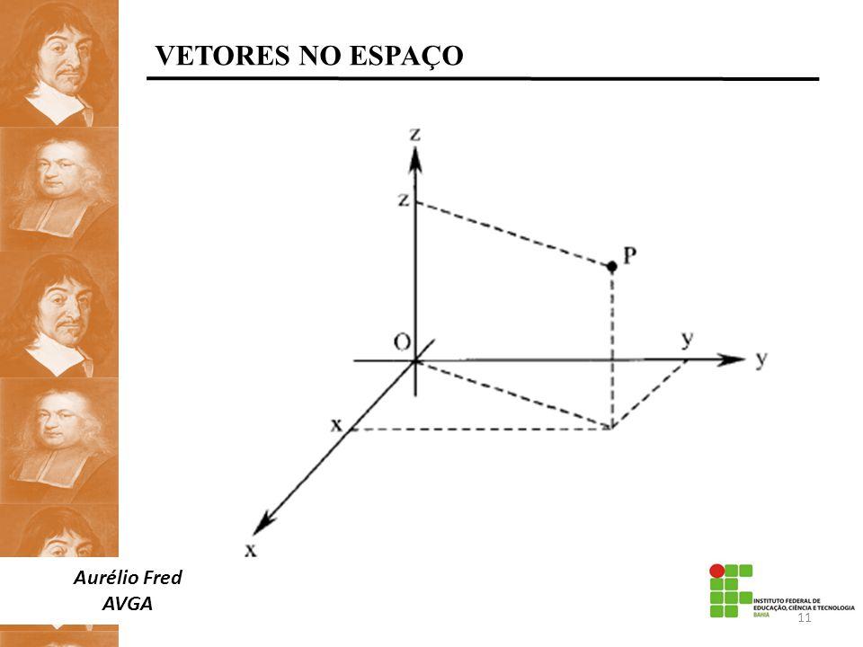 VETORES NO ESPAÇO Aurélio Fred AVGA