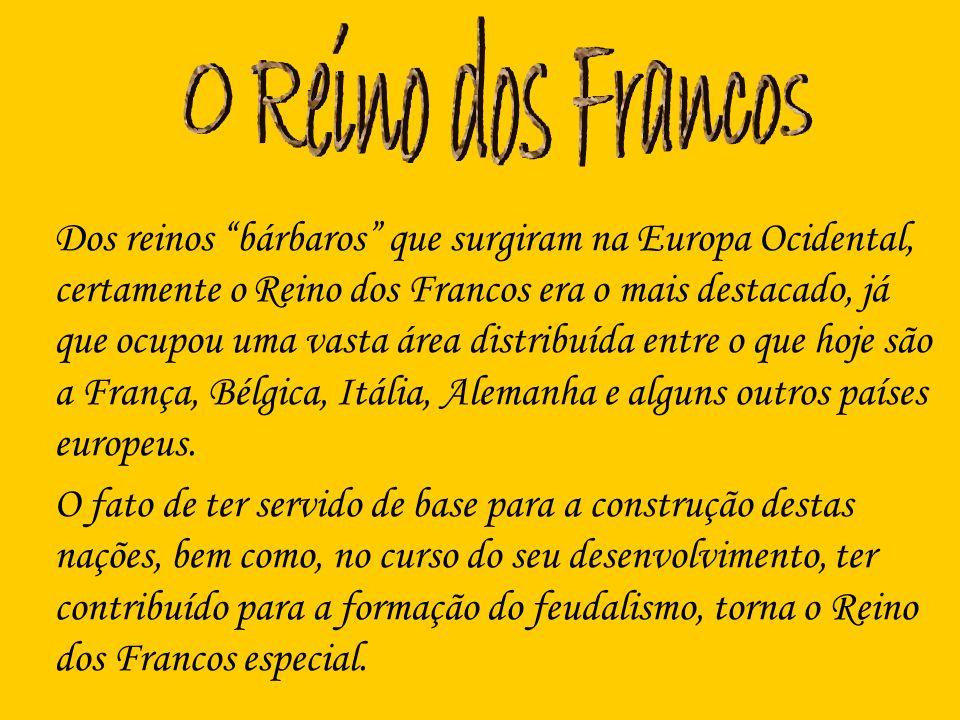 O Reino dos Francos