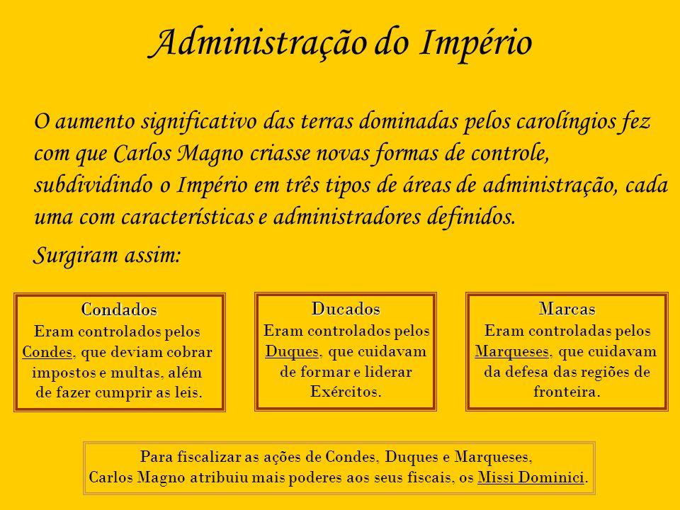 Administração do Império