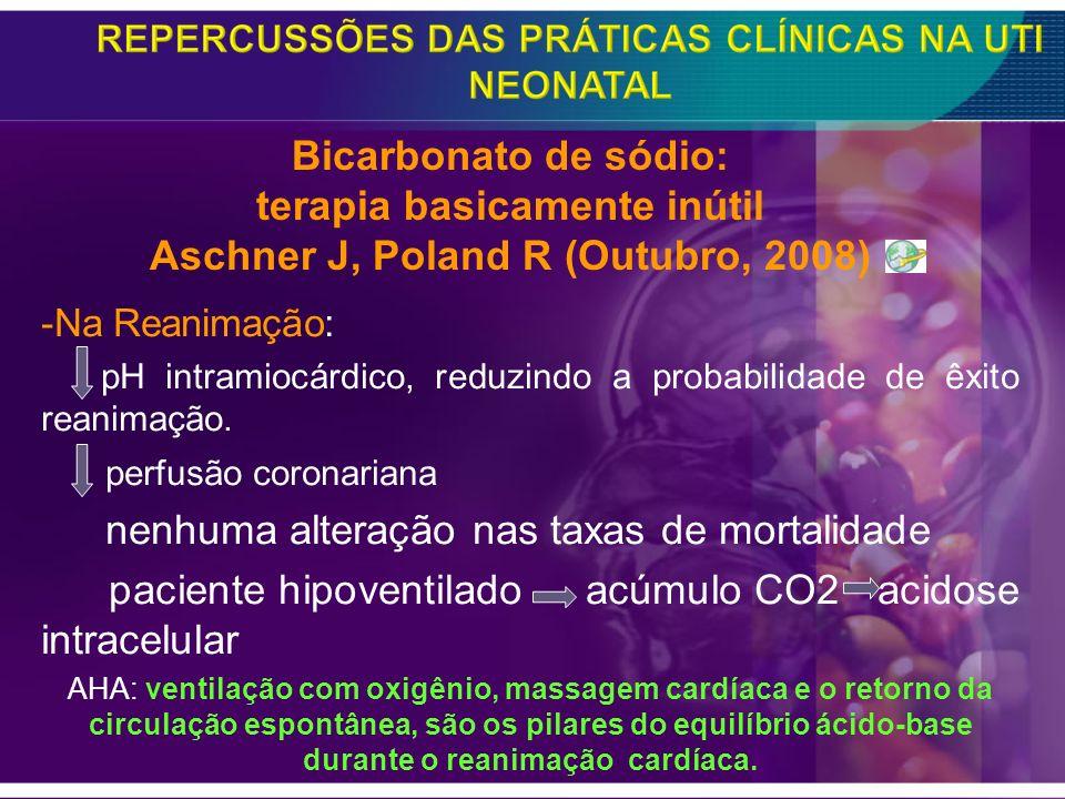 terapia basicamente inútil Aschner J, Poland R (Outubro, 2008)