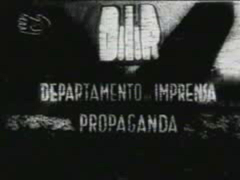 Filme Envio de tropas brasileiras