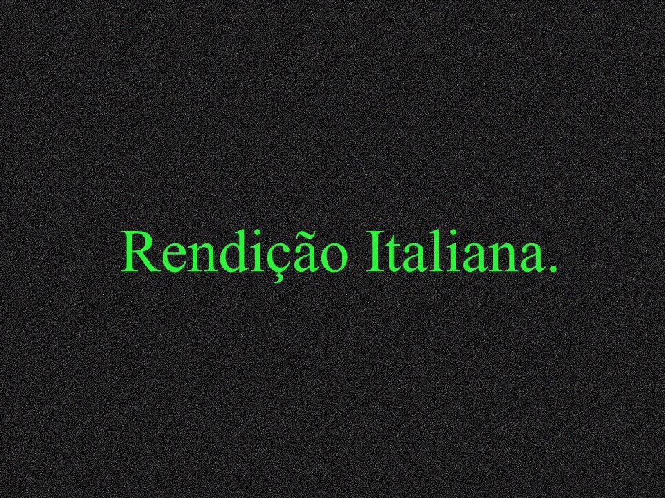 Rendição Italiana.