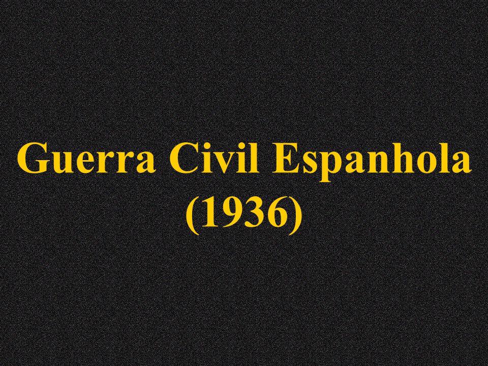 Guerra Civil Espanhola (1936)
