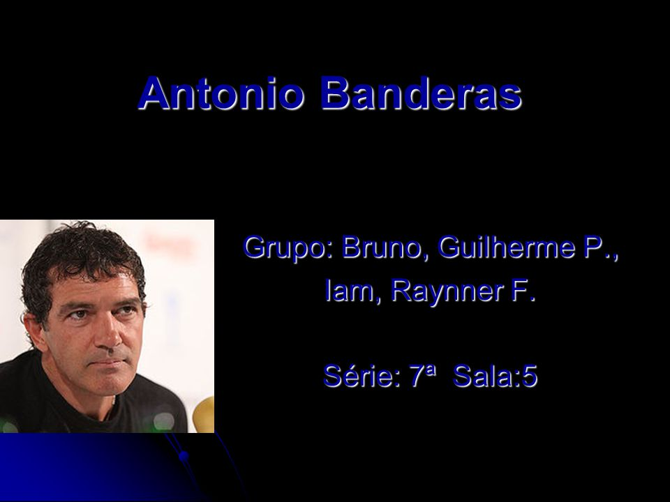 Grupo: Bruno, Guilherme P., Iam, Raynner F. Série: 7ª Sala:5