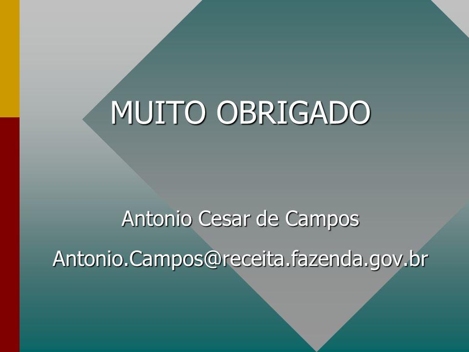 Antonio Cesar de Campos
