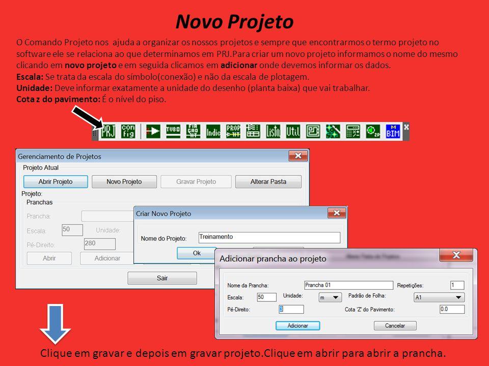 Novo Projeto