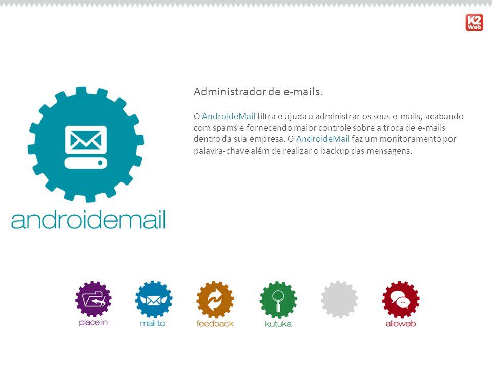 Administrador de e-mails.