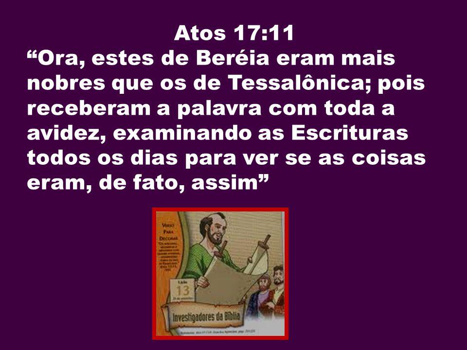 Atos 17:11