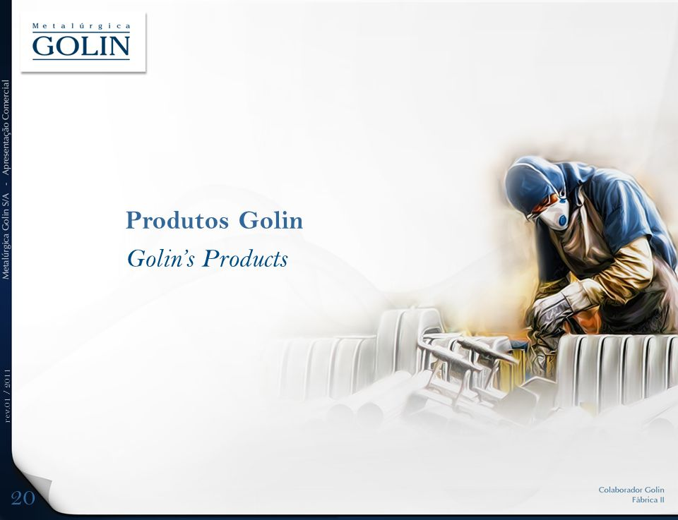 Produtos Golin Golin's Products 20
