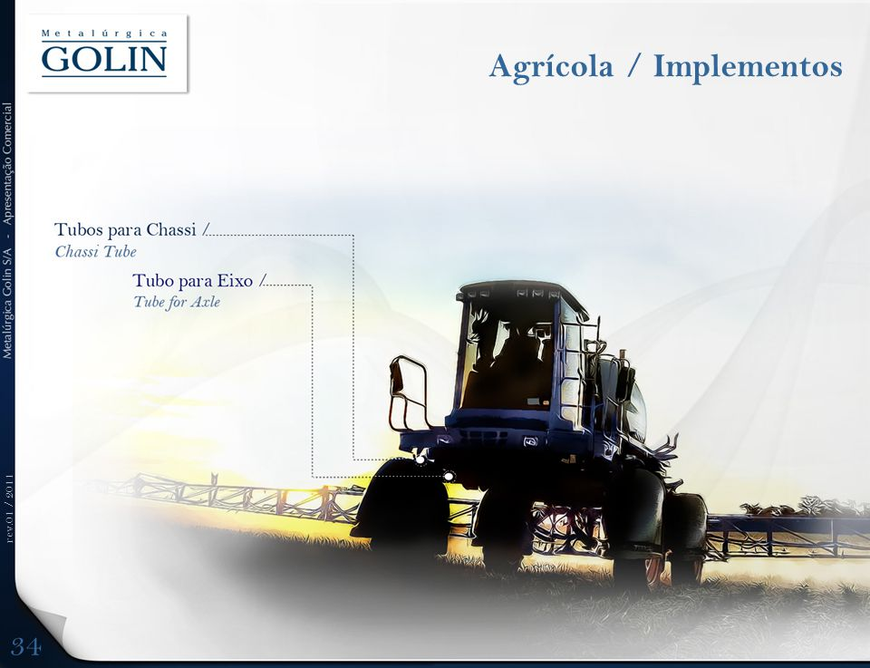 Agrícola / Implementos