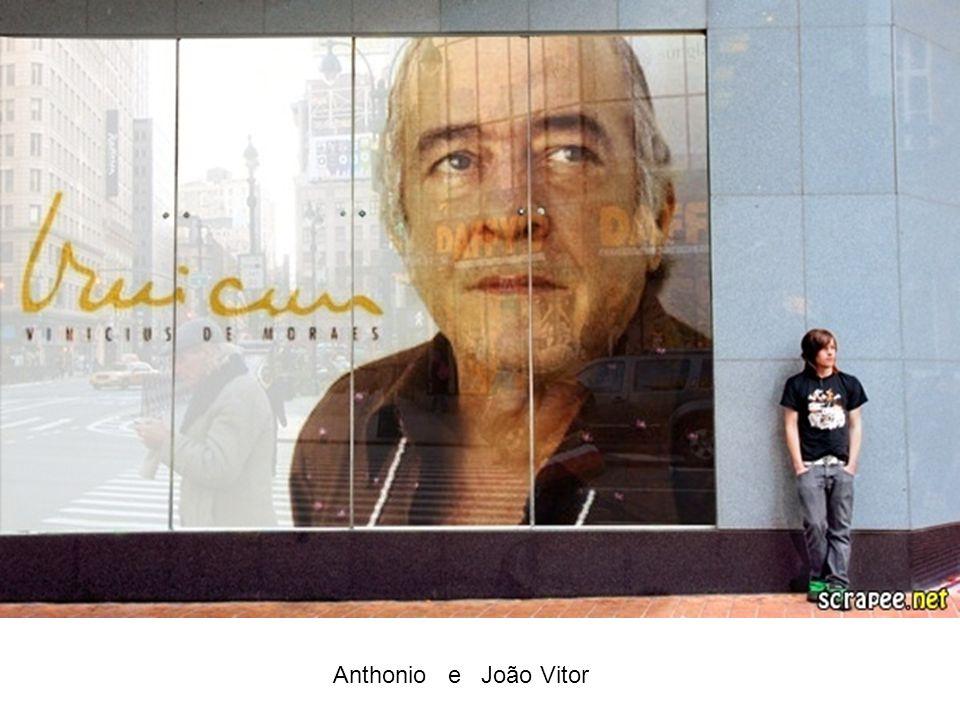 Anthonio e João Vitor