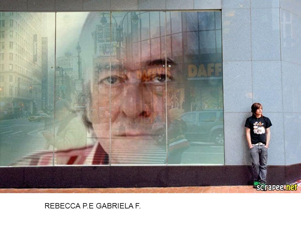 REBECCA P.E GABRIELA F.