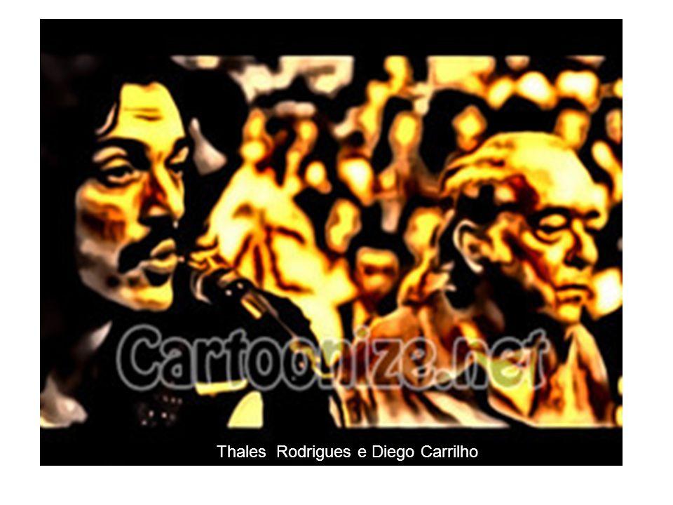 Thales Rodrigues e Diego Carrilho