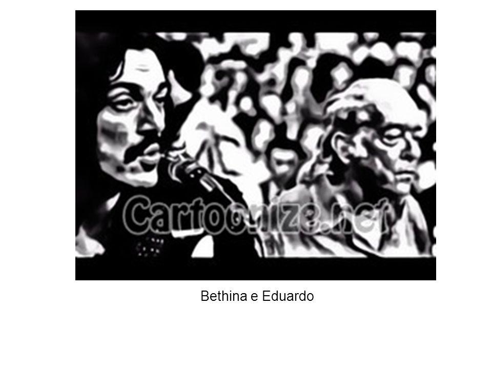 Bethina e Eduardo