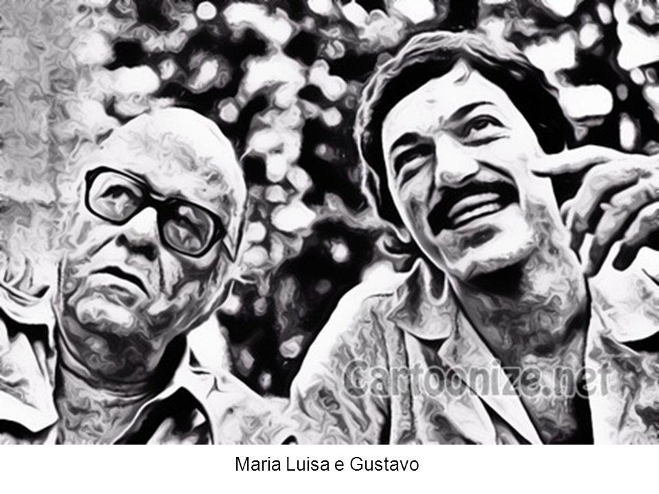 Maria Luisa e Gustavo