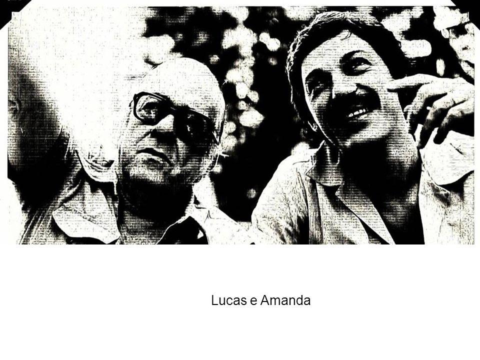 Lucas e Amanda