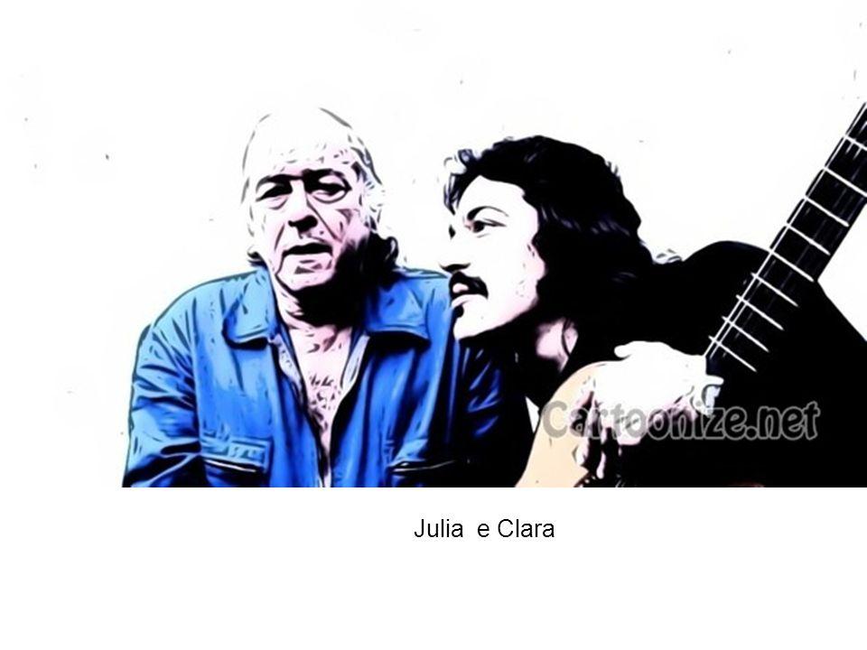 Julia e Clara