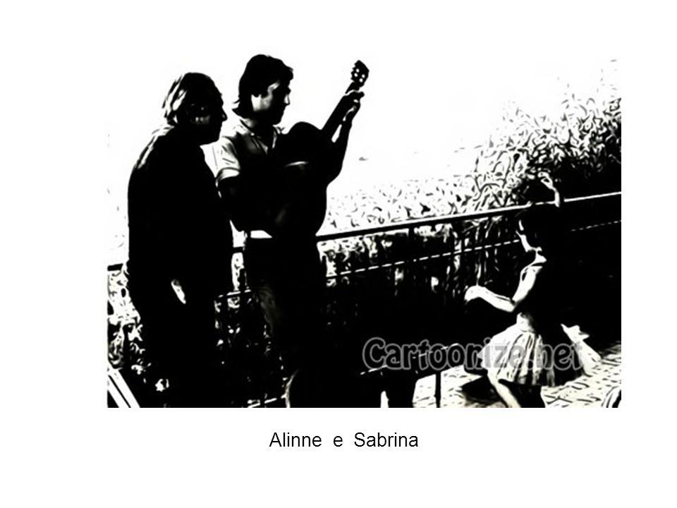 Alinne e Sabrina