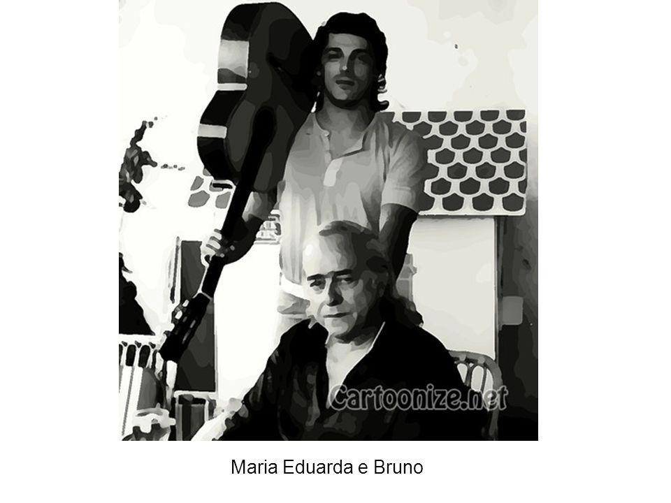 Maria Eduarda e Bruno