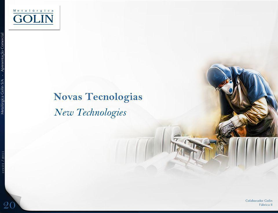 Novas Tecnologias New Technologies