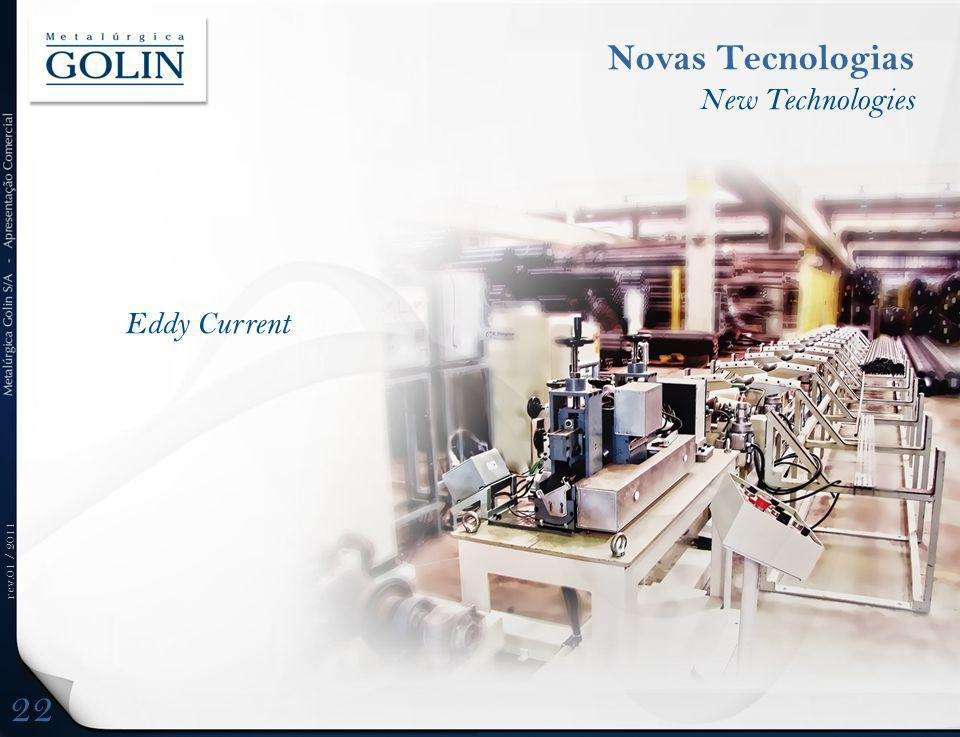 Novas Tecnologias New Technologies Eddy Current 22 DFDFD