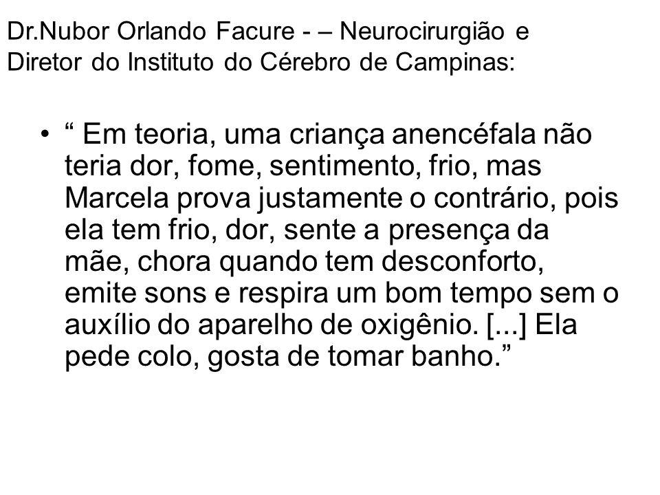 Dr.Nubor Orlando Facure - – Neurocirurgião e
