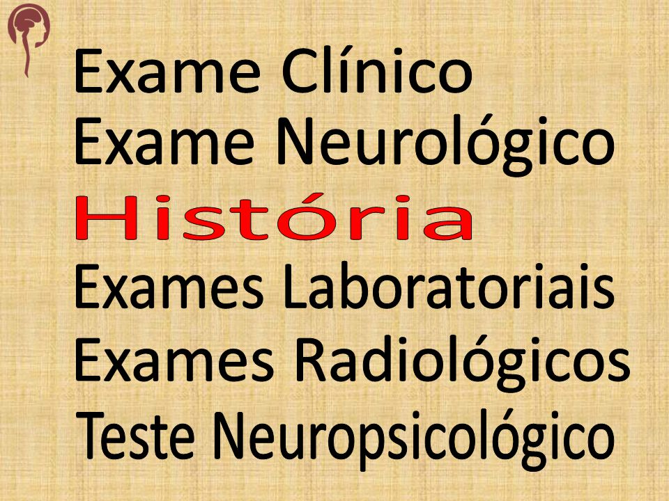 Teste Neuropsicológico