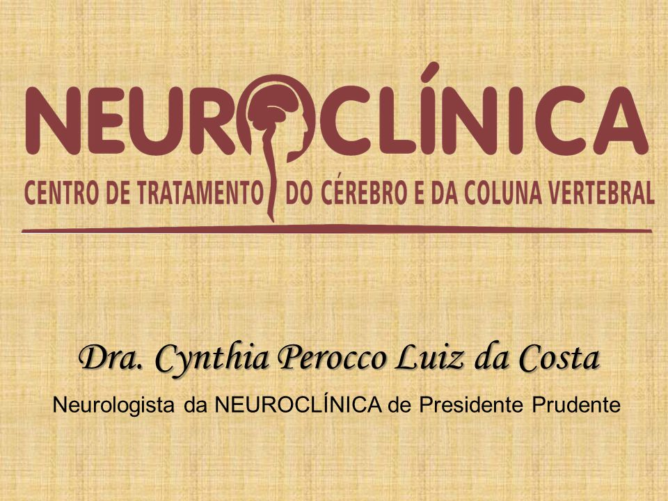Dra. Cynthia Perocco Luiz da Costa