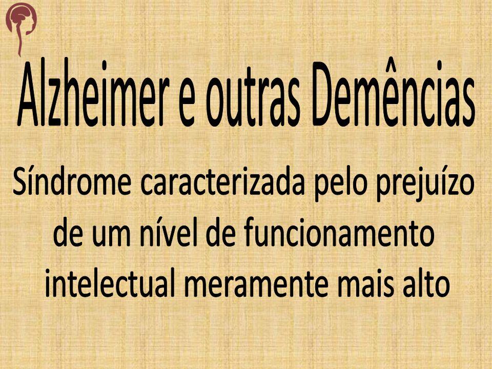 Alzheimer e outras Demências