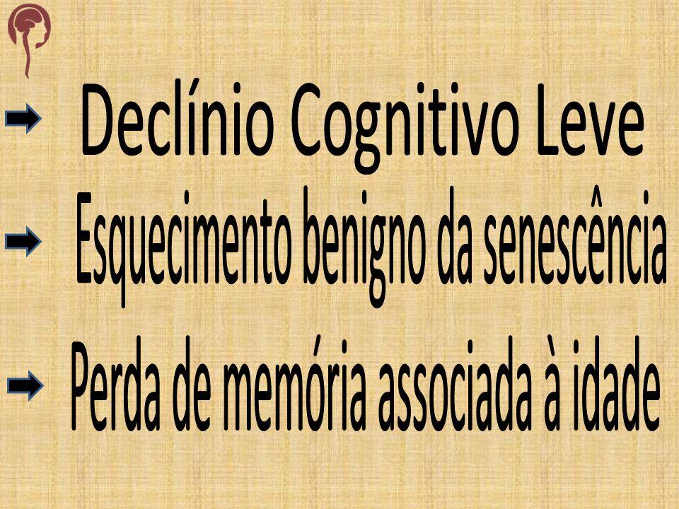 Declínio Cognitivo Leve