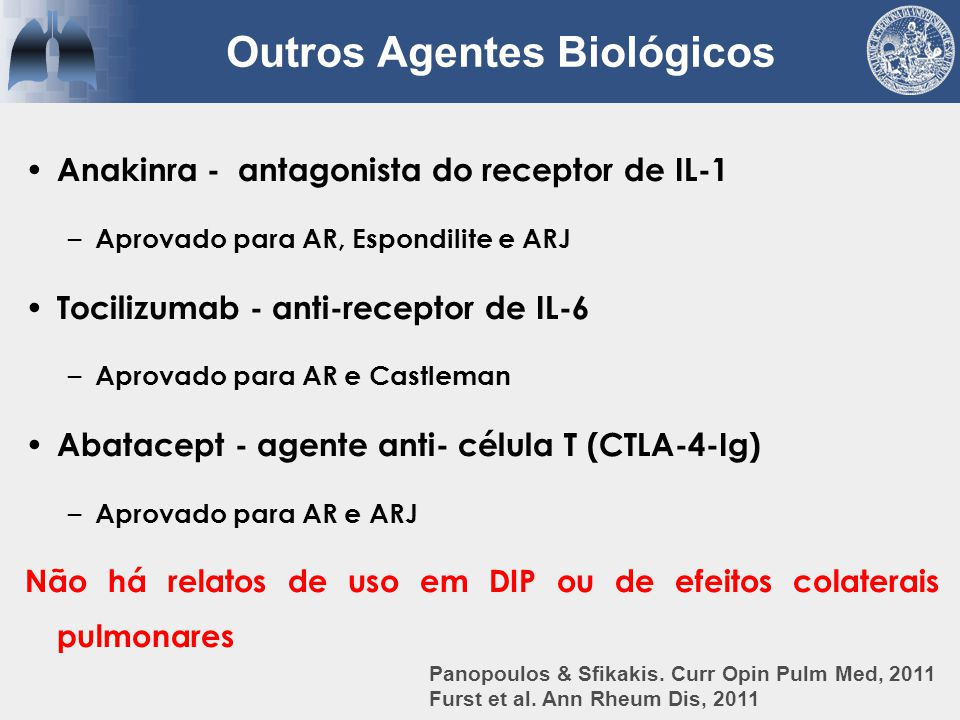 Outros Agentes Biológicos