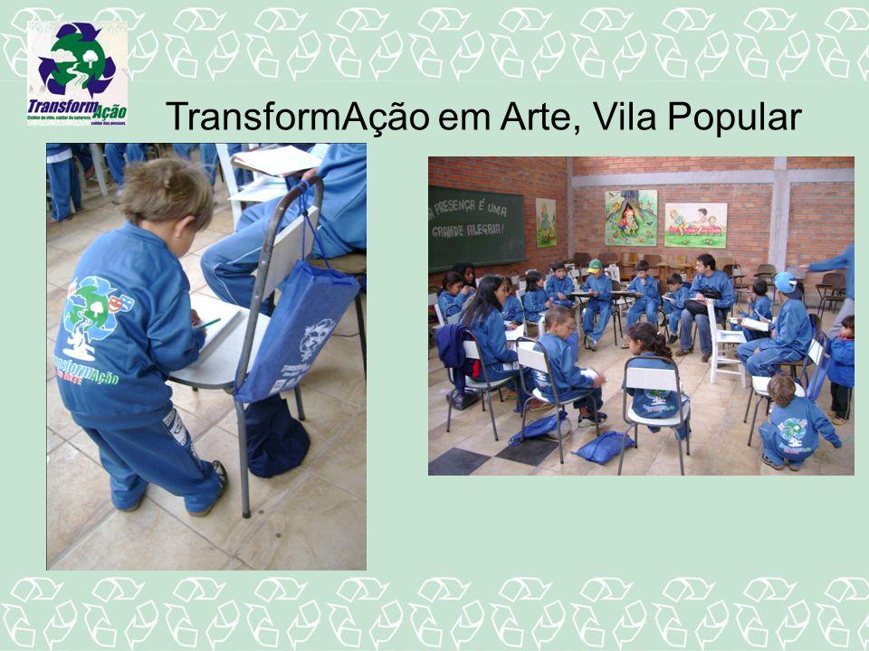 TransformAção em Arte, Vila Popular