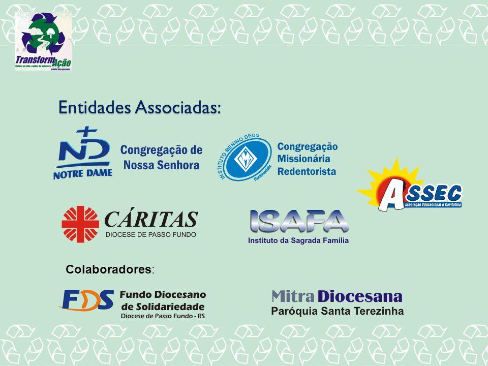 Entidades Associadas: