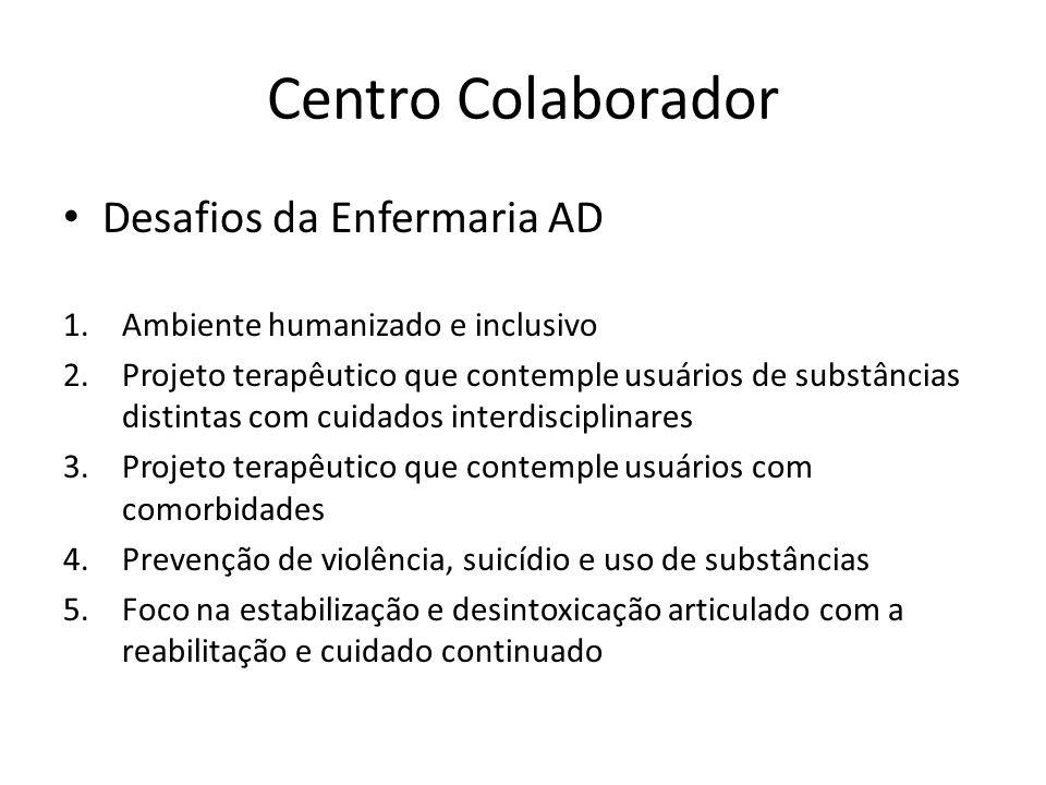 Centro Colaborador Desafios da Enfermaria AD