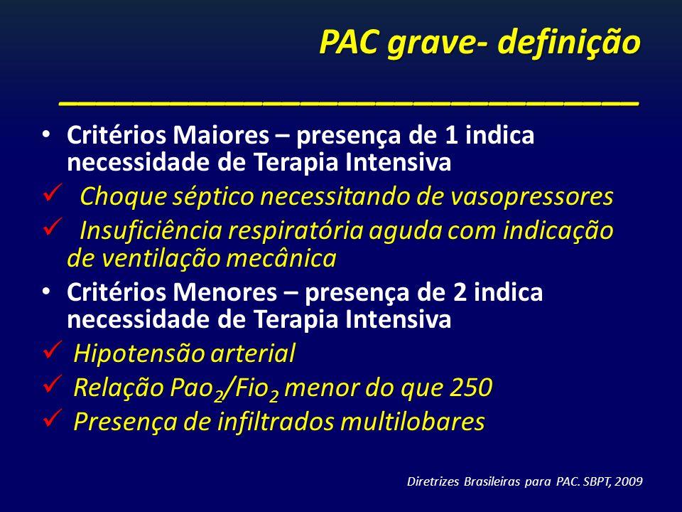 PAC grave- definição _______________________________