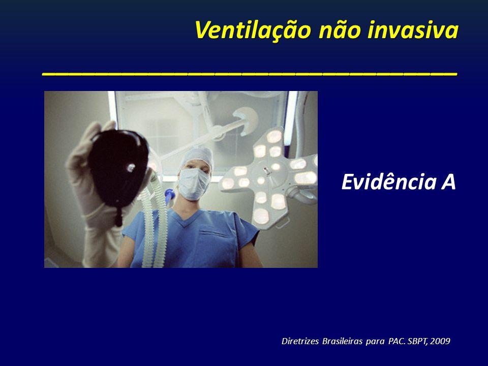 Ventilação não invasiva _______________________________