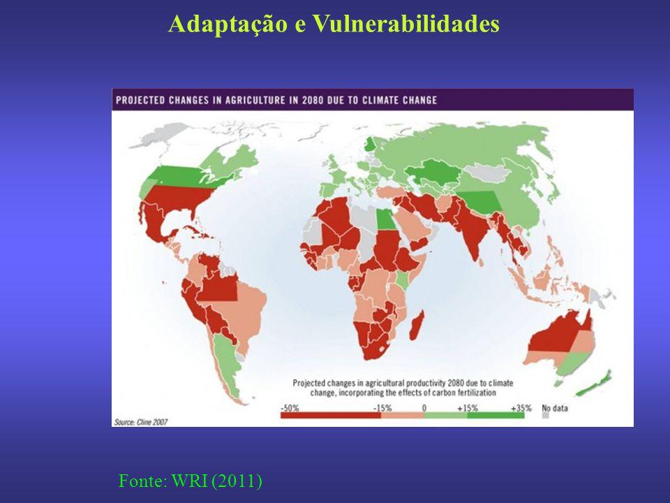 Adaptação e Vulnerabilidades